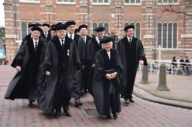 Dutch Law Professors at Leiden Unuversity
